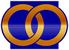 Officiant Ordination Rings Logo