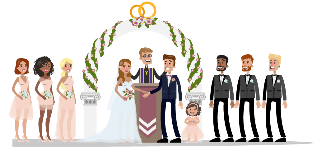 Wedding Officiant Ordination For Ceremony (Image)